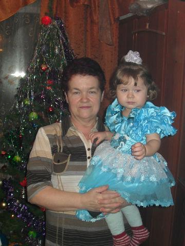 Лариса Алёшина (новикова)