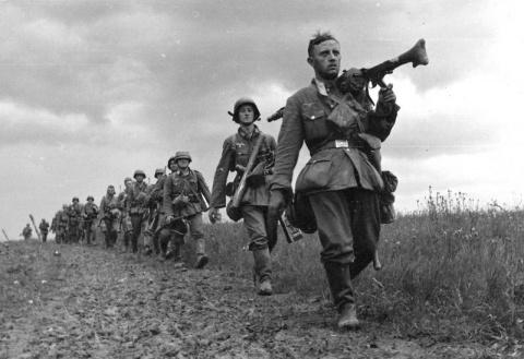«Фальшивая война» с Германие…