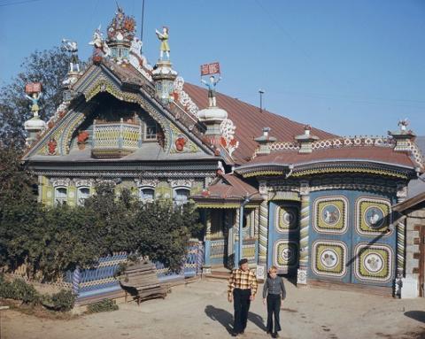 Самые необычные дачные дома России