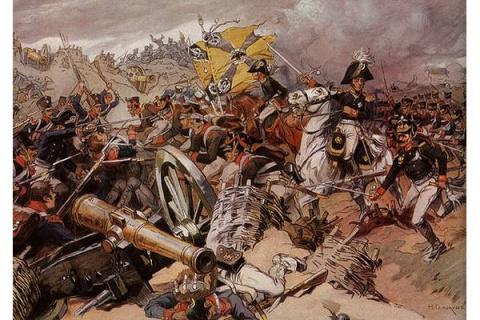 Пролог Бородинской битвы.Пар…