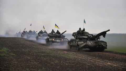 ВСУ обстреляли территорию ЛНР 12 раз за сутки, сообщили в республике