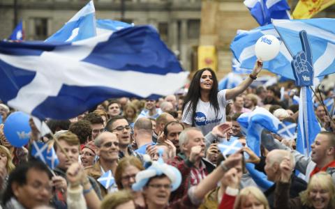 Шотландия готова к новому ре…