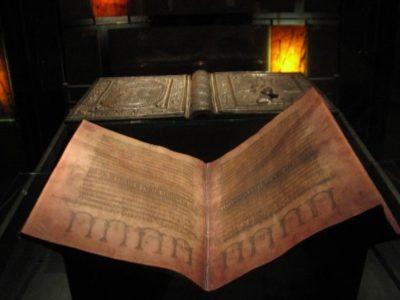Загадки истории. Серябряная библия