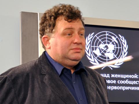 Андрей Мишин: На украинском …