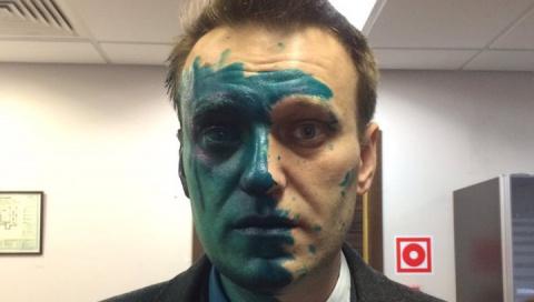 Навальный и Бабченко: Зелёны…