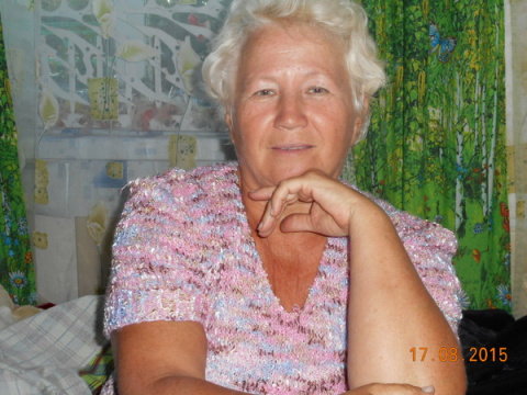 Людмила Рольгейзер
