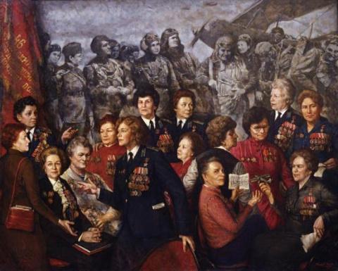 Великий русский художник Сергей Бочаров