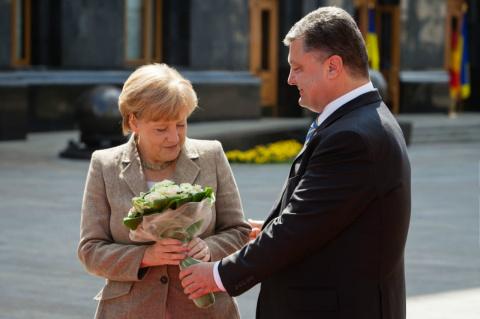 Политика Украины не приемлет…