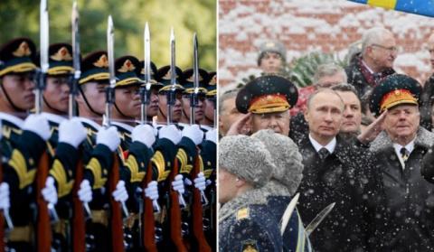 The Hill: Россия и Китай бро…