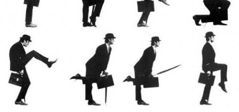 Что расскажет походка мужчины о его характере?