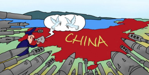 США vs КНР: Смертельная битв…