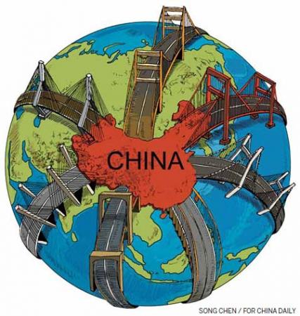 Китай станет рулевым в глобализации
