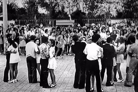 По волнам моей памяти:Я помню  Танцплощадки в парке