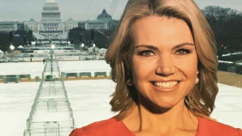 Бывшая телеведущая Fox News …
