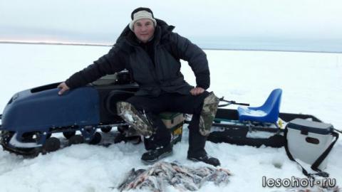 Рыбалка на Коприно, будни