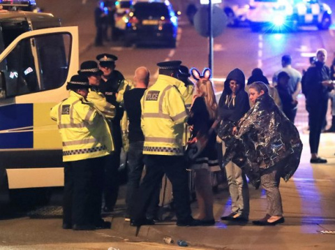 Теракт в Манчестере: число п…