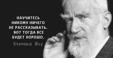 30 лучших цитат Джорджа Бернарда Шоу