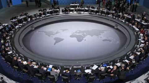 Заговор Мирового Правительства против России