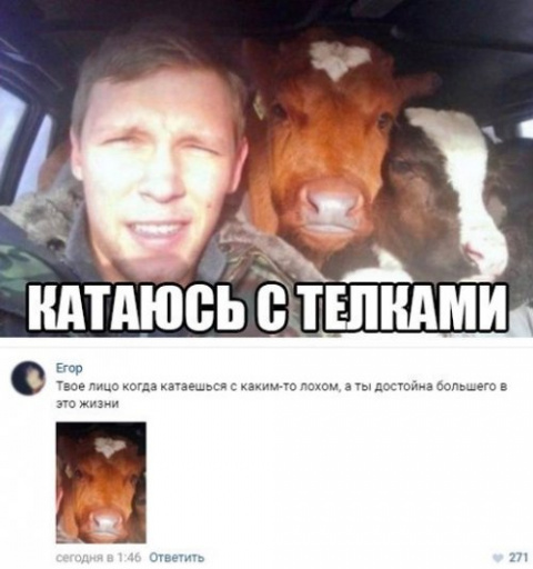 Смешные комментарии на Юмори…