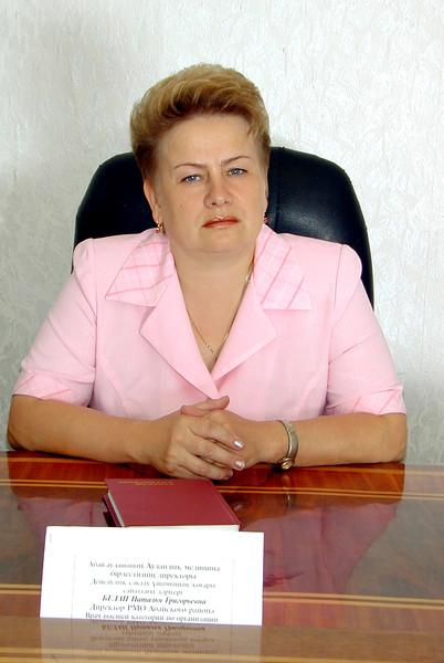 Наталья Белан