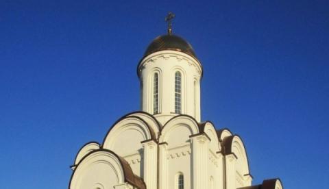 В Саратове православный храм осквернили сатанинскими надписями