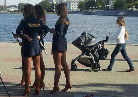 Фотографии, которые можно сделать только в России