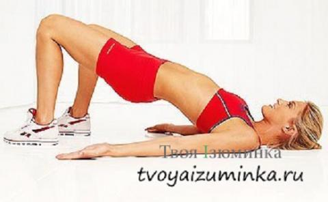 Готовим тело к весне — гимнастика для идеальной фигуры