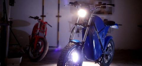 Электроцикл «Икстроник М-2»:…