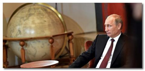 Тройной удар Владимира Путин…