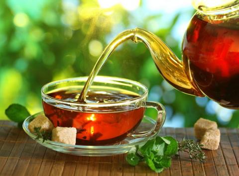 Как приготовить травяной чай…
