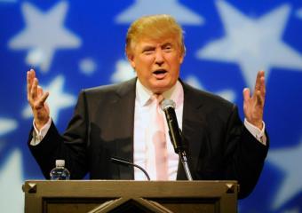 Дональд Трамп: позор, что на…