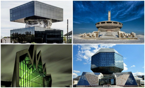 50 крутых зданий со всего мира, похожих на резиденции злодеев