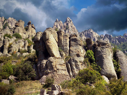 Самые красивые места в Крыму (Солнце и Море в Вашу ленту) (11 фото)