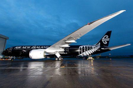 Air New Zealand останавливае…