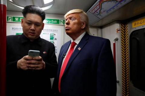 Трампу можно, а нам нет? Власти КНДР заявили о победе над США