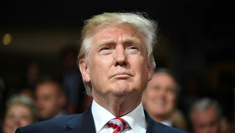 Трамп пожелал Клинтон скорей…