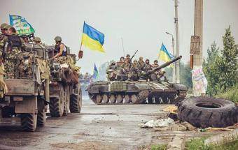 Захарченко и Плотницкий приб…
