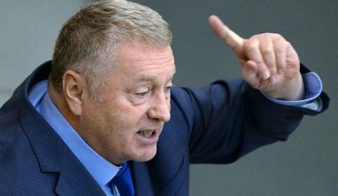 Жириновский: Меркель может получить на Украине то, что хотел Гитлер