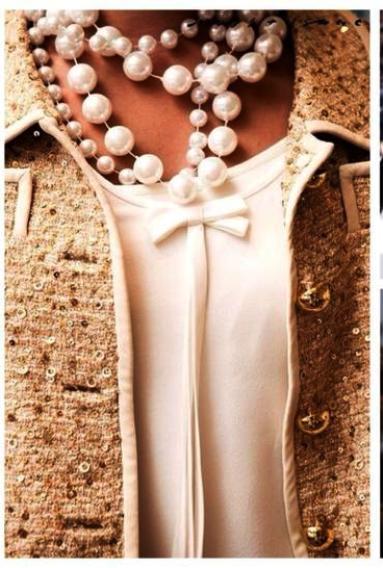 Моднице на заметку — жемчуг, как элемент стильного и элегантного образа