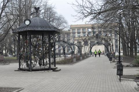 Донецк – Весна…