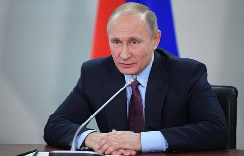 Путин поручил приступить к в…