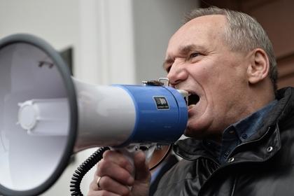В Белоруссии задержали оппоз…