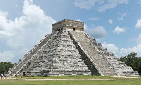 Внутренняя структура пирамид…