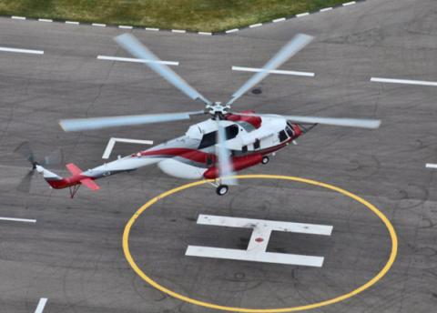 «Вертолеты России» разработа…