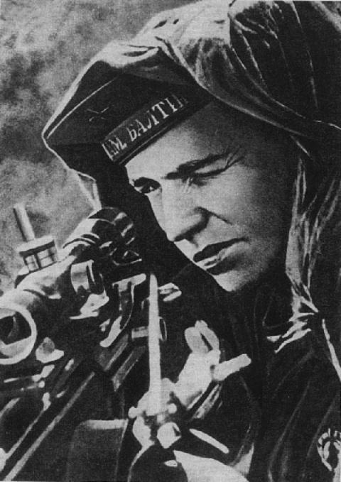 10 легендарных Снайперов Вто…
