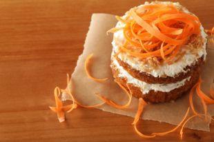 Морковка с сыром, кабачки с …
