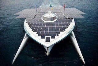 Энергия солнца в качестве топлива
