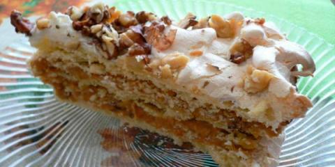 Торт А-ля по-киевски обладае…