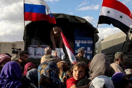 Российский Центр вСирии вт…