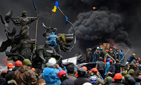 21 ноября - Начался Евромайдан